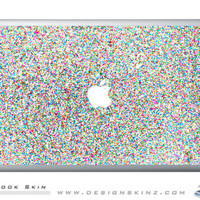 Fashion 1 Macbook skin on top FREE SHIPPING