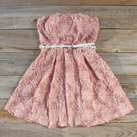 Frost & Bloom Party Dress, Sweet Women's Party Dresses