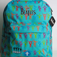 2012 The Beatles HELP! Back Pack Bag Kal-Gav Original Turquoise collectors HELP