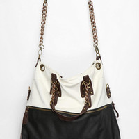 Deena &amp; Ozzy Chain Tote