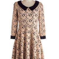 Thrilling Me Softly Dress | Mod Retro Vintage Dresses | ModCloth.com
