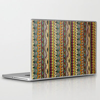 Hippie Chick II Laptop & iPad Skin by Jenndalyn | Society6