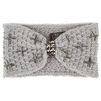 Cross Embellished Headband - New In This Week  - New In