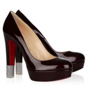 Christian Louboutin Filter 140 Crystal-Embellished Pumps