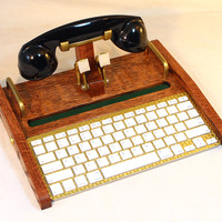 IPad Retro Headset Workstation - Ta.. on Luulla