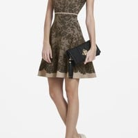 BCBGMAXAZRIA - WHAT'S NEW: MONA A-LINE DRESS