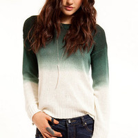 Falling Shadows Hi-Low Sweater $35
