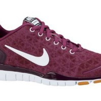 Amazon.com: Nike Free TR Fit 2 Print Womens Training Shoes 524893-600: Shoes
