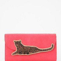 BDG Animal Snap Checkbook Wallet