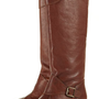 DEERS Buckle Riding Boots - Heel Boots - Boots  - Shoes