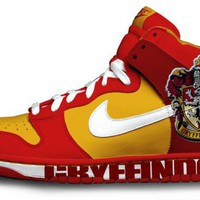 Gryffindor Nike High Tops