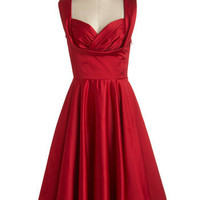 Aisle Be There Dress in Rose | Mod Retro Vintage Dresses | ModCloth.com