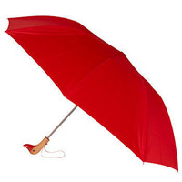 ModCloth Travel Duck, Duck, Umbrella in Red