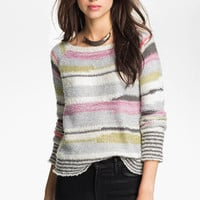 Free People &#x27;Montmartre&#x27; Stripe Sweater | Nordstrom