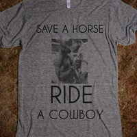 Save a horse ride a cowboy! - Taylor's boutique.