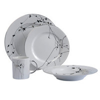 Heal&#x27;s | Heal&amp;#39;s Zephyr Platinum Dinnerware Range &gt; Decorated Dinnerware &gt; Tableware &gt; Dining Room
