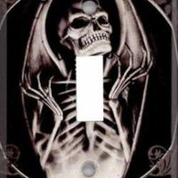 ROCKWORLDEAST - Avenged Sevenfold, Light Switch Cover, Deathbat