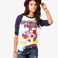 Optimus Prime Baseball Top
