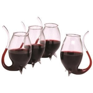 Oenophilia Porto Sippers, Set of 4