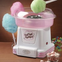 Nostalgia Electrics PCM-805 Hard &amp; Sugar-Free Candy Cotton Candy Maker