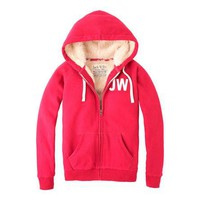 The Conniston Sherpa Hoodie | Jack Wills