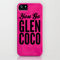 Glen Coco Pink iPhone Case by Sandra Amstutz  | Society6