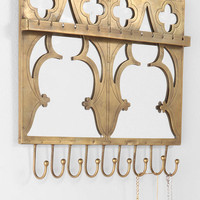 Urban Outfitters - Mirrored Jewelry Holder Wall Hook