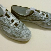 Swirl shoes by NRP design