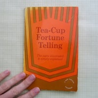 Vintage Tea Cup Fortune Telling Book Magic by sianuskavintage