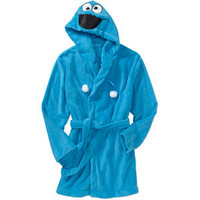Walmart: Women&#x27;s Character Fleece Hoodie Robe