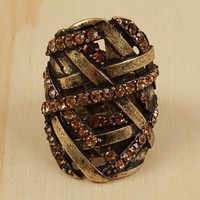Enchanted Basket Ring