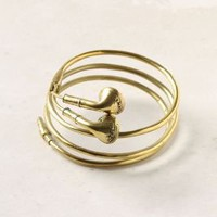 Earbuds Bracelet - Anthropologie.com