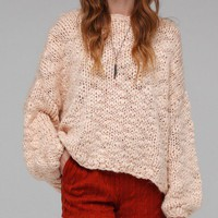 Need Supply Co. / Miss Unkon / Mother Nature Jumper Peach