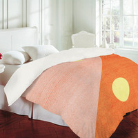 DENY Designs Home Accessories | Nick Nelson Last Days Of Summer Duvet Cover