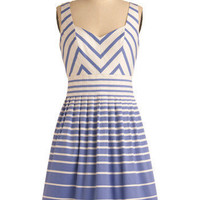 Long Island Longing Dress | Mod Retro Vintage Printed Dresses | ModCloth.com