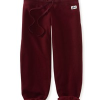 Solid Heritage Capri Sweat Pants