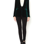 Velvet Smoking Jacket - Smythe - Designers - Dealuxe.ca