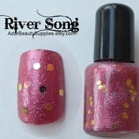 River Song Nail Polish 8 ml Vegan Non-Toxic G18