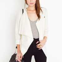 On Point Linen Jacket in  Clothes at Nasty Gal