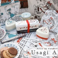[ZAKKA SHOP Shinzi Katoh Collection]Usagi Alice [Cat] Soupmug