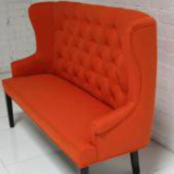 www.roomservicestore.com - Florence Dining Loveseat