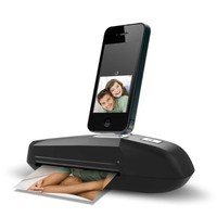 Cool Stuff - Mustek S600i iPhone/iPod Docking Scanner, Black