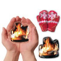 Cool Stuff - Winter Warmers Hand and Foot Warmer - Styles May Vary