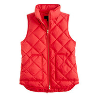 Excursion quilted vest