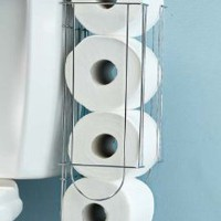 Amazon.com: Side of Tank Toilet Paper Holder: Home & Kitchen