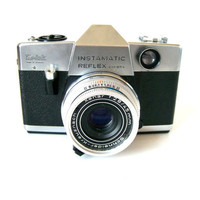 Vintage Kodak Camera Instamatic Reflex f/28 by DeidresRedos