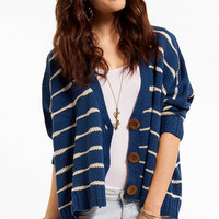 April Loose Fit Cardigan $50