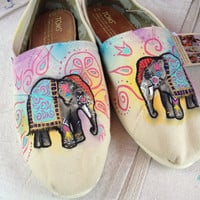 Indian Elephant TOMS
