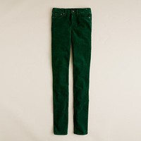 Women&#x27;s pants - Corduroy - High-waisted skinny cord - J.Crew