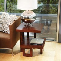 Step-up Side Table